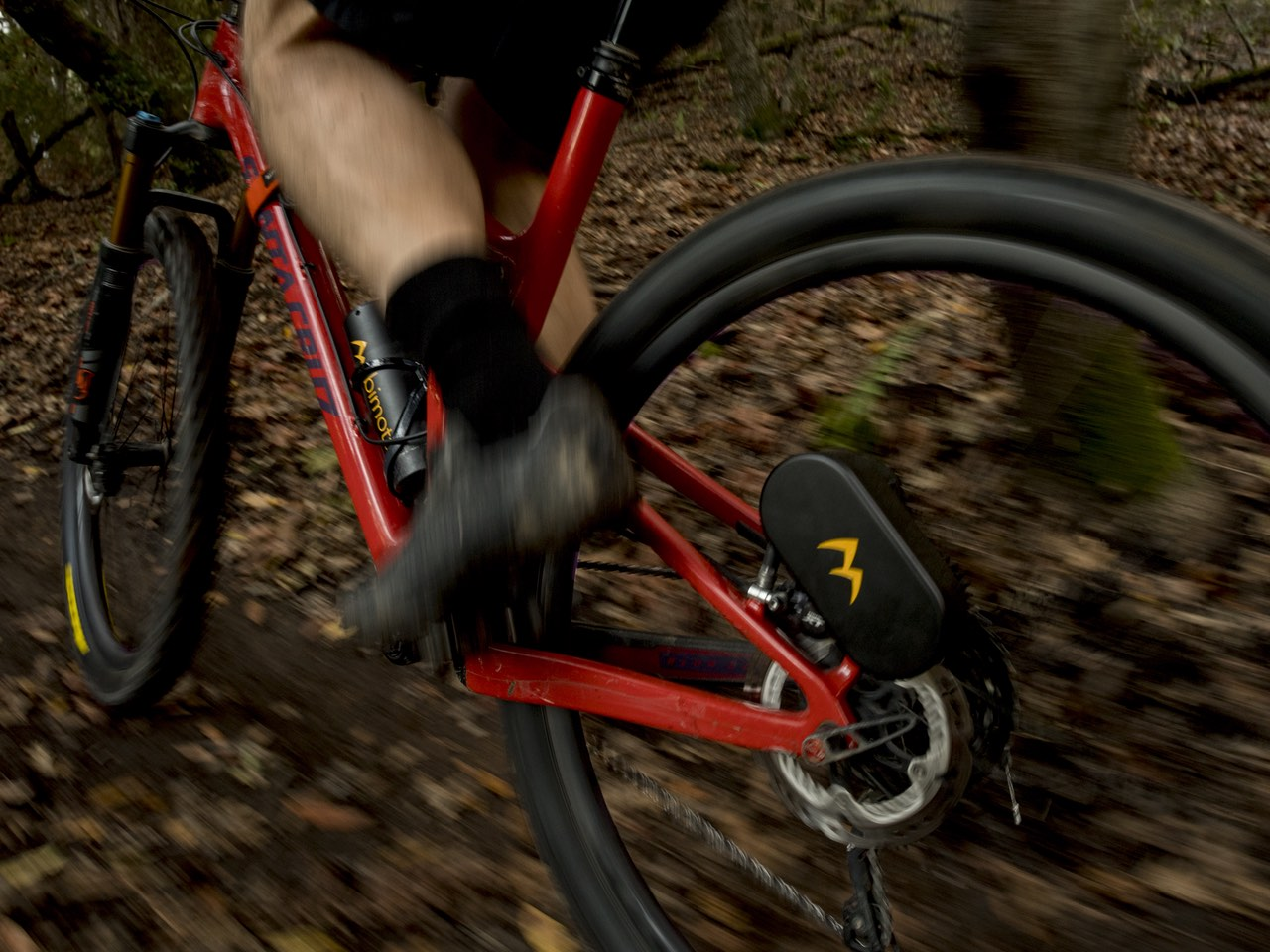 The Bimotal Elevate removable ebike system
